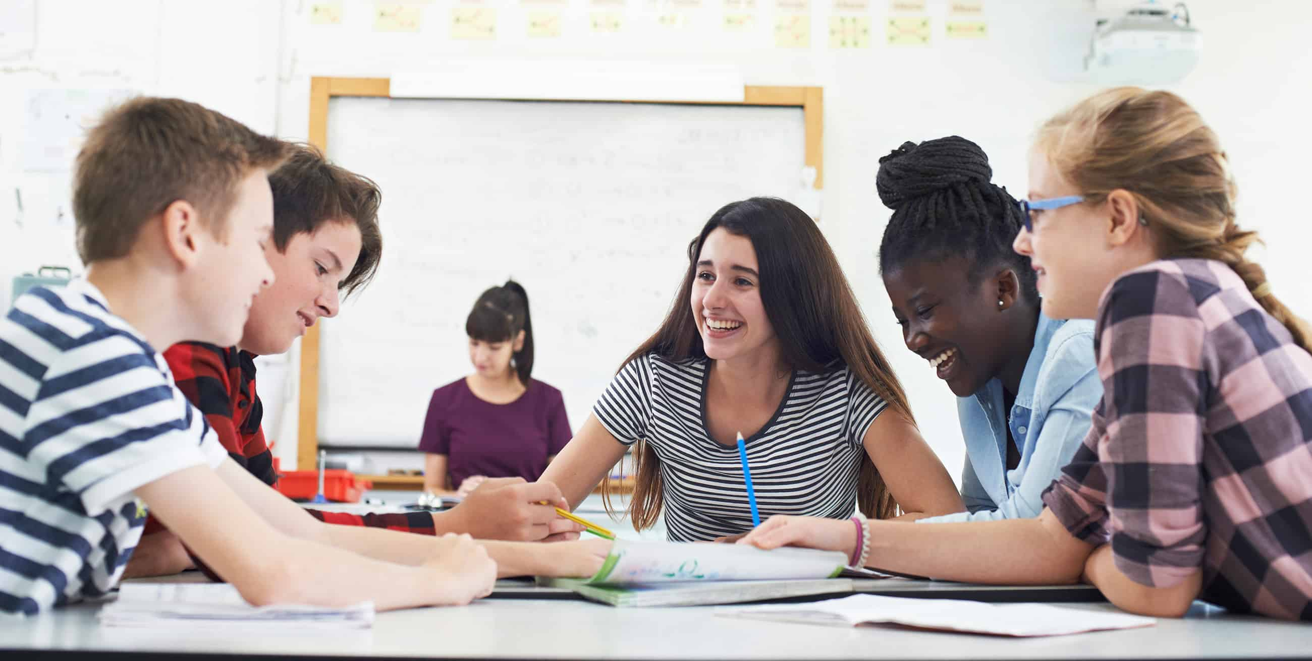 Increasing student engagement at the end of a quarter